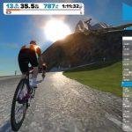オンラインでサイクリングするZWIFT 機能、使い方教えます