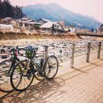 山あり谷ありロードバイクで100km輪行ロングライド