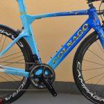 コルナゴのエアロロードバイク「コンセプト」をDi2とボーラウルトラの組み合わせで最高の1台に。