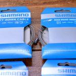 ワイヤーは定期的に交換すべし。シマノが提供する超低摩擦表面処理「SIL TEC」とは?