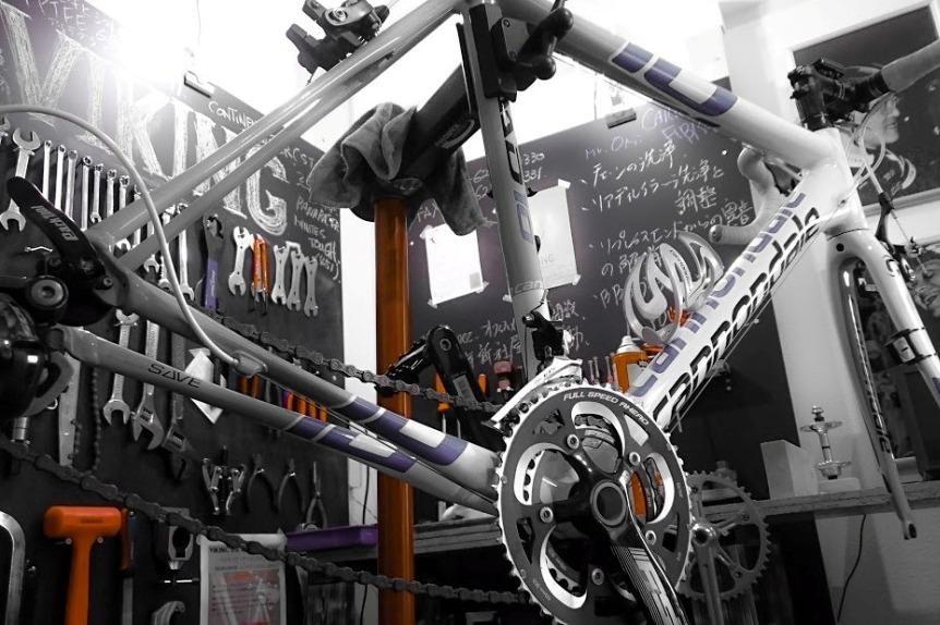 自転車のメンテナンス 予算に合わせた3つのコースとは?
