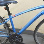スペシャライズドのレディースクロスバイク「VITA」がオーバーホールで復活