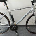 DT SWISS,シマノXT,アルテグラ…クロスバイクをハイスペックな通勤仕様にカスタム。