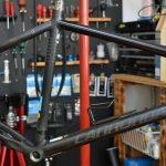 キャノンデールのロングセラークロスバイク「バッドボーイ」のオーバーホール・フルメンテナンス