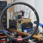 ロードチューブレス IMEZI プロジェクト167ホイールと最軽量タイヤパナレーサーRACE A EVO 4の組み合わせ