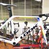 LOOK 795 BLADE RS 完全内装式フレームをシマノ・デュラエースDi2でカスタマイズ