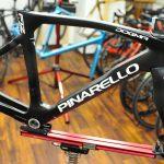 ピナレロのフラッグシップモデル ドグマF12ディスク チームイネオスカラーをまとった羨望の1台