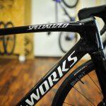 第3世代の常勝エアロロードバイク「S-WORKS VENGE」