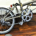 コンチネンタルからブロンプトン専用タイヤが登場。「コンタクトアーバンリフレックス」